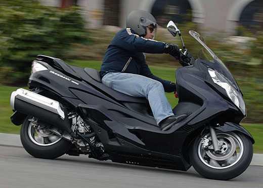 Suzuki Burgman Scooter Club